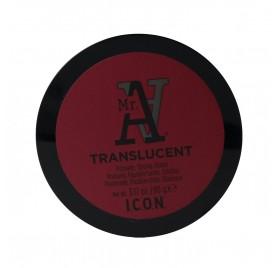 Icon Mr. A Translucent Pomada Fuerte 90G
