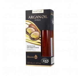 Kativa Argan 4 Oils Intensive Aceite 120 ml