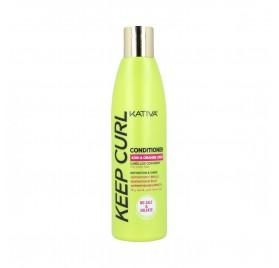 Kativa Keep Curl Acondicionador 250 ml
