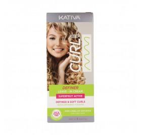 Kativa Keep Curl Definer Leave In Crema 200 ml