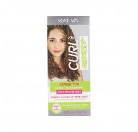 Kativa Keep Curl Perfector Leave In Crema Gel 200 ml