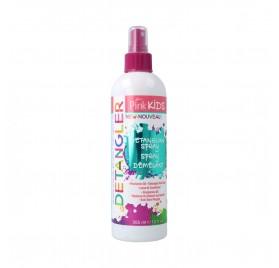 Luster Pink Kids Detangler Spray Leave-In Acondicionador 12Oz/355 ml