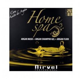 Nirvel Pack Home Capillary Spa Argan Oil