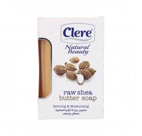 Clere Natural Beauty Jabón Raw Shea Butter 150G (Nbc500)