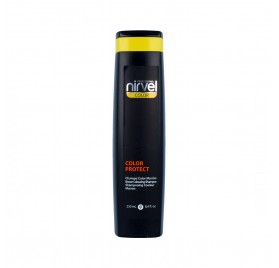 Nirvel Couleur Shampooing Couleur Protect Brun 250 Ml