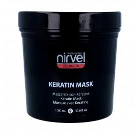 Nirvel Mask Keratinliss 1000 Ml