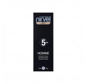 Nirvel Men 5 Minutos 30 Ml , Color Ct 7 Marron Claro