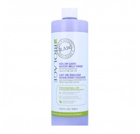 Matrix Biolage Raw Color Care Acidic Milk Rinse 500 ml
