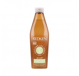 Redken Nature+Science All Soft Shampooing 300 ml