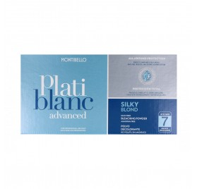 Montibello Platiblanc Advance Silky Blond Deco 7 Niveles 2X500G