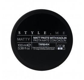Termix Matty Pasta Mate Con Caolín 100 ml (2)
