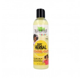 Taliah Waajid Kinky, Wavy & Naturals Children Easy Herbal Comb-Out Conditioner 236 ml/8Oz (Children)