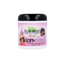 Taliah Waajid Kinky, Wavy & Naturals Children Soft & Curly Gel 177 ml/6Oz (Niños)