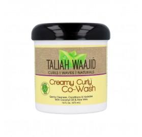 Taliah Waajid Curls, Waves & Naturals Crema Curly Co-Wash 473 ml/16Oz