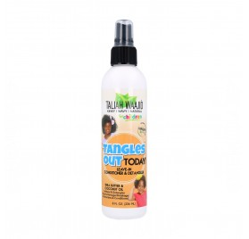 Taliah Waajid Kinky, Wavy & Naturals Children Tangles Out Today Leave-In Conditioner 236 ml/8Oz (Children)