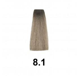 Exitenn Color Permanente 60ml, Couleur 8,1