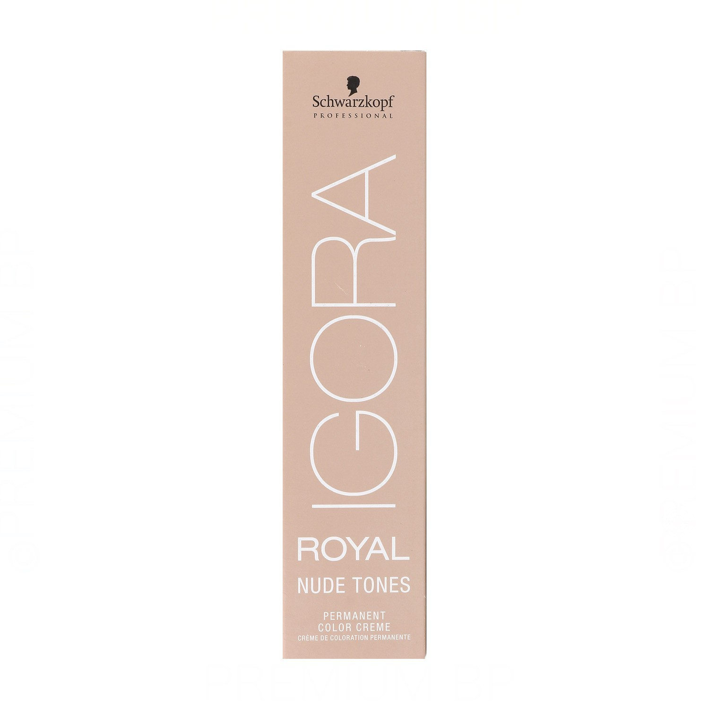 Schwarzkopf Igora Royal Nudes 60ml, Couleur 8-46