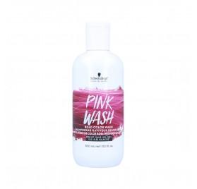 Schwarzkopf Bold Color Wash Champú Pink/Rosa Wash 300Ml