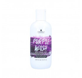 Schwarzkopf Bold Color Wash Shampooing Morado/Violet Wash 300Ml