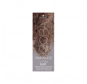 Schwarzkopf Igora Vibrance Raw Earthy Clay 60 ml, Couleur 6-16