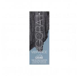 Schwarzkopf Igora Vibrance Raw Ashy Cedar 60 ml, Couleur 7-21