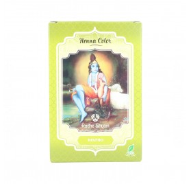Radhe Shyam Henna Poudre Neutre 100G