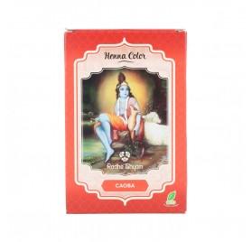 Radhe Shyam Henna Poudre Acajou 100G