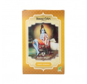 Radhe Shyam Henna Poudre Blond D'Or 100G