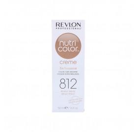 Revlon Nutri Color 812/Beige Perlado 50Ml