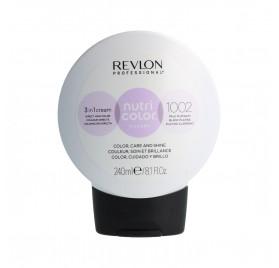 Revlon Nutri Color Filters 1002/Platino Claro 240 ml