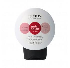 Revlon Nutri Color Filters 500/Vermelho Roxa 240 ml