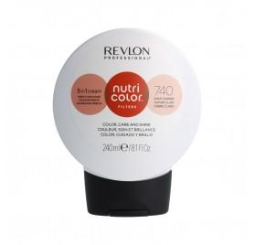 Revlon Nutri Color Filters 740/Cuivre Clair 240 ml