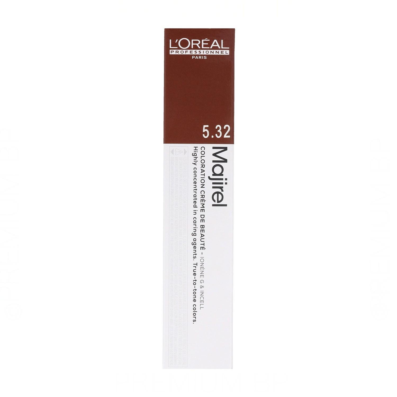 Loreal Majirel 50ml, Color 5,32