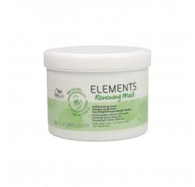 Wella Elements Renewing Mascarilla 500 ml