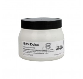 Masque Détox Métal Loreal Expert 500 ml