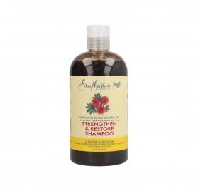 Shea Moisture Jamaican Black Castor Oil Shampoo 384 ml/13Oz