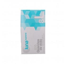 Omare Luna Vinyl Gloves Powder Free Size L 100 units