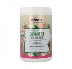 Novex Coconut Oil Masque Capillaire 1000 ml