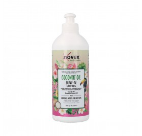 Novex Coconut Oil Leave In Conditionneur 300 ml