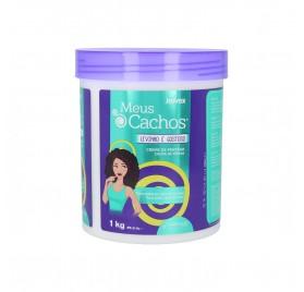 Novex My Curls Super Curly Conditionneur Sans Rinçage 1KG (Crème Coiffante)