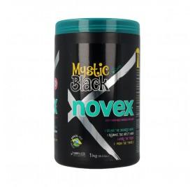 Novex Santo Black Poderoso Mascarilla 1000 ml (Mystic Black)