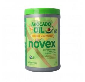Novex Avocado Oil Mascarilla Capilar 1000 ml