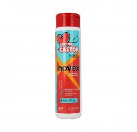 Novex Doctor Castor Acondicionador 300 ml (Ricino)