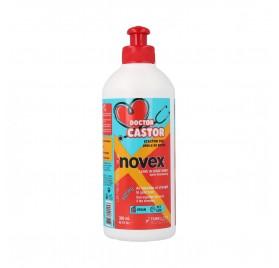 Novex Doctor Castor Leave In Acondicionador 300 ml (Ricino)