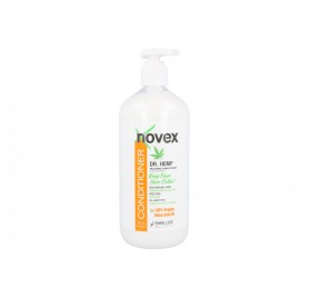 Novex Dr Hemp Acondicionador Relajante 500ML (100% Orgánico/Frizz)