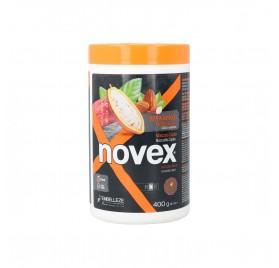 Novex Superhairfood Cacao+Amandes Masque 400G
