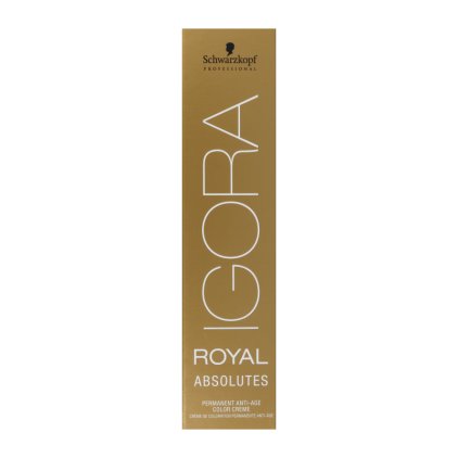 Schwarzkopf Igora Royal Absolutes 60ml, Color 6-80