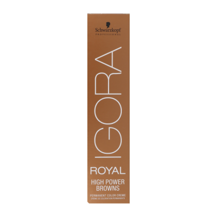 Schwarzkopf Igora Royal Hight Power Browns 60 Ml , Color B-4