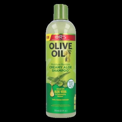 Ors Olive Oil Shampoo Creamy Aloe 370 Ml