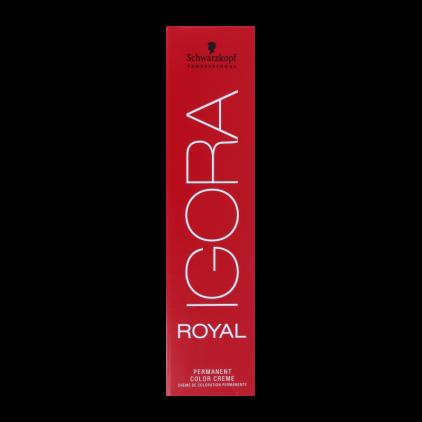 Schwarzkopf Igora Royal 60 Ml, Color 7-55 (7-5 Old)